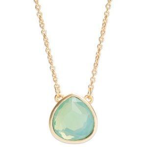 Spartina Aqua Bridesmaid Necklace